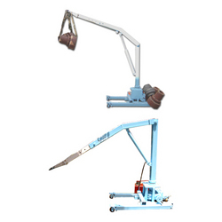 Hydraulic Operated Mobile Crane