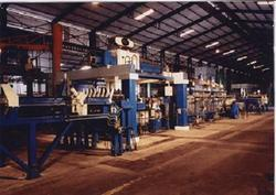 Plc Bar Peeling Machine