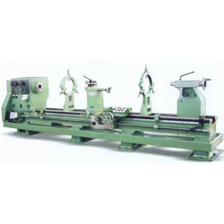 Heavy Duty Geared Lathe Machine