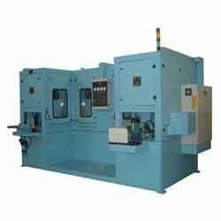 Four Station Flat Polishing Machine