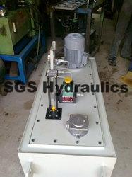 Hydraulic 3.H.P .Power Pack With Cooling system