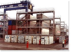 Container Handling To From Vessel Service