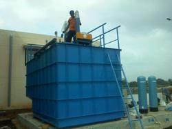 Package Treatment Plant - Sewage