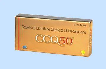CCQ 50mg Tablet