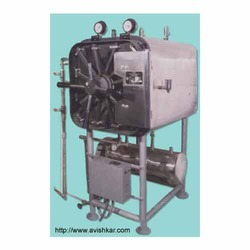 High Pressure Rectangular Steam Sterilizer