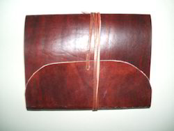 Leather Journals in Handmade Paper