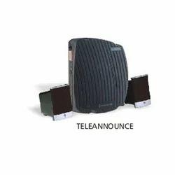 Teleannounce Public Announcement System