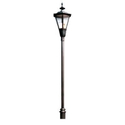 Steel Street Pole Light