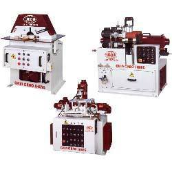 Curved Sanding Machine