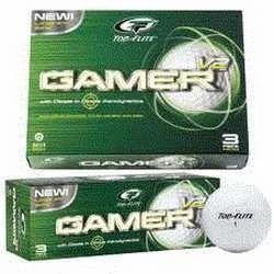 Gamer Golf Balls