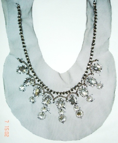 Bead & Decorative Necklines
