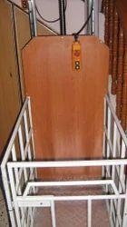 Vertical Lifts Powered Indoor