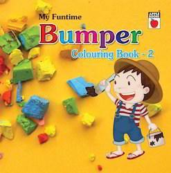 My Funtime Bumper Coloring Book - 2