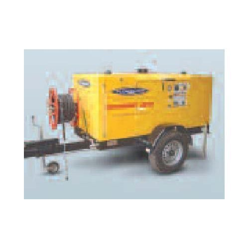 Mobile Hot Water Pressure Washers