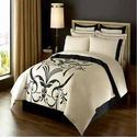 Embroidered Bed Sheets Set