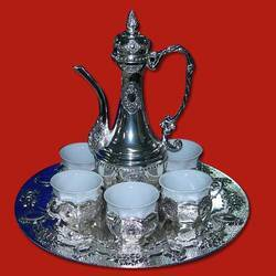 Tea Set Decoratives