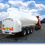Cryogenic Transport Tanker