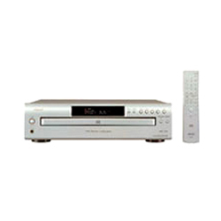 CD / MP3 / SACD / USB / IPOD Player (DCM-500AE)