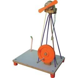 Wind-mill-generator--model