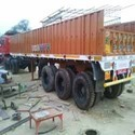 trailer open body