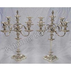 Silver Plated Candle Stand  sc 1 st  Kohinoor Handicrafts Moradabad & Candle Holders - Designer Candle Holders Manufacturer from Moradabad