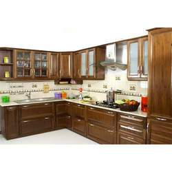 Modular Kitchen - L-Shaped Kitchen Layouts and U-Shaped & Parallel ...