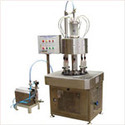 8 Head Rotary Vacuum Filling Machine