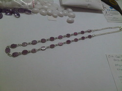 Natural Ruby Necklace