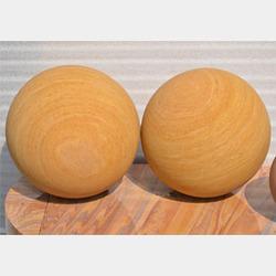 Teak Sandstone Ball