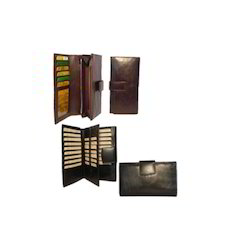 Ladies Travel Leather Wallets