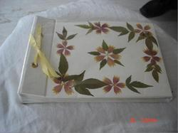 Dried Flower Photo Albums