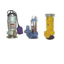 SS Submersible Sewage Pumps