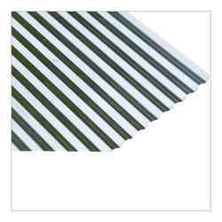 Circular Corrugated Roofing Sheet