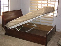 Single Wooden Cots