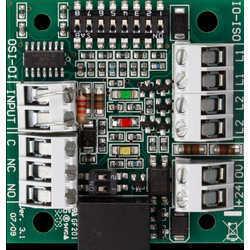 Addressable Single Input Output Module