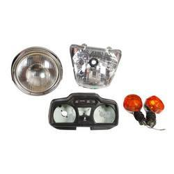 Exporter of Blinker and Head Lights