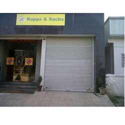 High Tempered Shutter