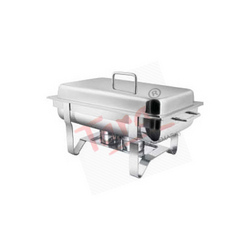 Rectangular Lift Top Chafing Dish