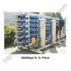 RO Plant 60000LPH