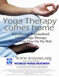 Online Yoga Services