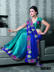 Ladies Ethnic Sarees