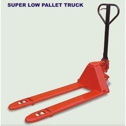 Super Low Pallet Truck
