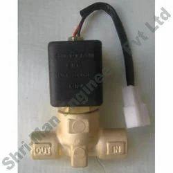 High Pressure CNG Solenoid Valves