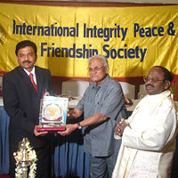International Integrity Peace Award