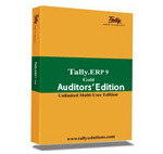 Tally ERP9 Auditors' Edition