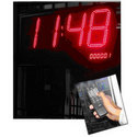 led alarm clock shift alarm clock