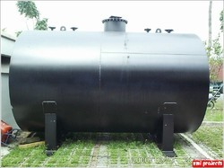 Above Ground Diesel Storage Tank