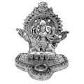 jagdambe white metal god idols figures