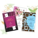 Anniversary Invitation Foldable