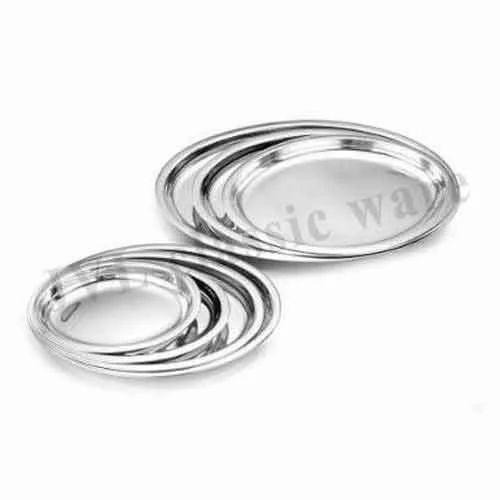 Deep Oval Platter